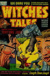 Cover for Witches Tales (Harvey, 1951 series) #13