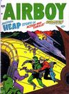 Cover for Airboy Comics (Hillman, 1945 series) #v9#10 [105]
