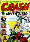 Cover for Crash Comics Adventures (Temerson / Helnit / Continental, 1940 series) #4