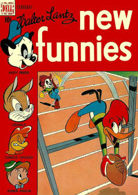 Cover Thumbnail for Walter Lantz New Funnies (Dell, 1946 series) #144