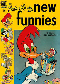 Cover Thumbnail for Walter Lantz New Funnies (Dell, 1946 series) #159