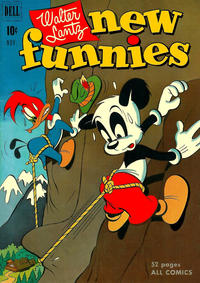 Cover Thumbnail for Walter Lantz New Funnies (Dell, 1946 series) #177