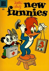 Cover Thumbnail for Walter Lantz New Funnies (Dell, 1946 series) #230