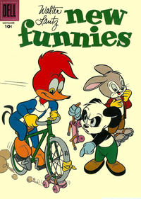 Cover for Walter Lantz New Funnies (Dell, 1946 series) #249