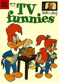 Cover Thumbnail for Walter Lantz New Funnies (Dell, 1946 series) #261