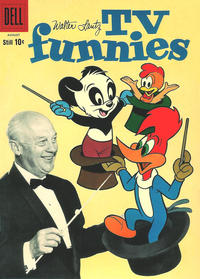 Cover Thumbnail for Walter Lantz New Funnies (Dell, 1946 series) #270