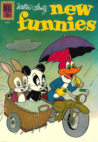 Cover Thumbnail for Walter Lantz New Funnies (Dell, 1946 series) #288