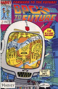 Cover Thumbnail for Back to the Future: Forward to the Future (Harvey, 1992 series) #1