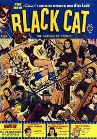 Cover Thumbnail for Black Cat (Harvey, 1946 series) #24