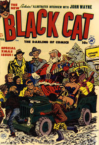 Cover Thumbnail for Black Cat (Harvey, 1946 series) #27