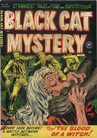 Cover Thumbnail for Black Cat (Harvey, 1946 series) #38