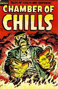 Cover Thumbnail for Chamber of Chills Magazine (Harvey, 1951 series) #25