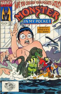 Cover Thumbnail for Monster in My Pocket (Harvey, 1991 series) #3