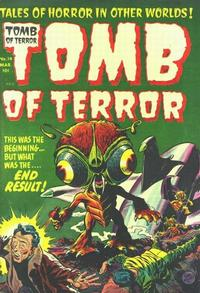 Cover Thumbnail for Tomb of Terror (Harvey, 1952 series) #14