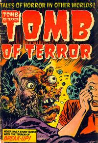 Cover Thumbnail for Tomb of Terror (Harvey, 1952 series) #15