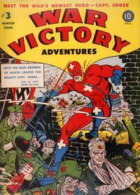 Cover Thumbnail for War Victory Adventures (Harvey, 1943 series) #3