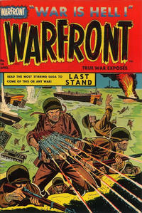 Cover Thumbnail for Warfront (Harvey, 1951 series) #14