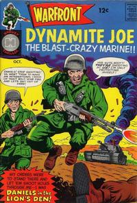 Cover Thumbnail for Warfront (Harvey, 1965 series) #36
