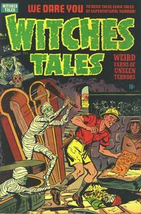 Cover Thumbnail for Witches Tales (Harvey, 1951 series) #4