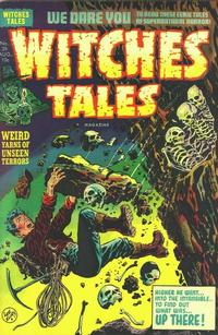 Cover Thumbnail for Witches Tales (Harvey, 1951 series) #26