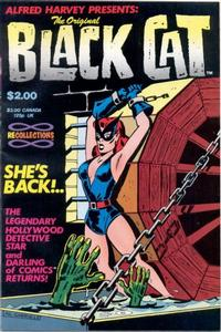 Cover Thumbnail for The Original Black Cat (Lorne-Harvey, 1988 series) #1
