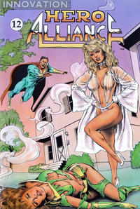 Cover Thumbnail for Hero Alliance (Innovation, 1989 series) #12