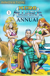 Cover Thumbnail for Hero Alliance Annual (Innovation, 1990 series) #1
