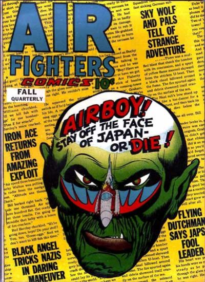 Cover for Air Fighters Comics (1941 series) #v2#8 [20]