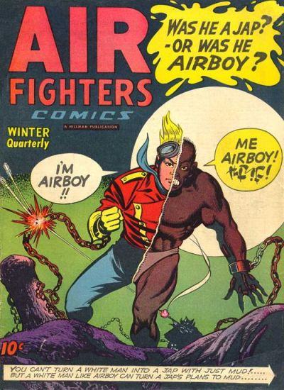 Cover for Air Fighters Comics (Hillman, 1941 series) #v2#9 [21]