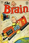 Cover for The Brain (I. W. Publishing; Super Comics, 1958 series) #18