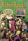 Cover for Robin Hood (I. W. Publishing; Super Comics, 1958 series) #15