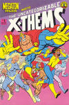 Cover for Megaton Man Meets The Uncategorizable X+Thems (Kitchen Sink Press, 1989 series) #1
