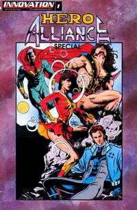 Cover Thumbnail for Hero Alliance Special (Innovation, 1992 series) #1