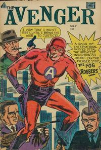 Cover Thumbnail for The Avenger (I. W. Publishing; Super Comics, 1958 series) #9