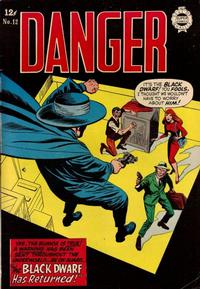 Cover Thumbnail for Danger (I. W. Publishing; Super Comics, 1963 series) #12