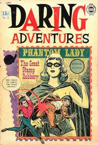 Cover Thumbnail for Daring Adventures (I. W. Publishing; Super Comics, 1963 series) #12