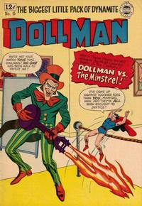 Cover for Doll Man (1963 series) #15