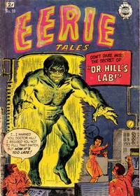 Cover Thumbnail for Eerie Tales (I. W. Publishing; Super Comics, 1963 series) #10