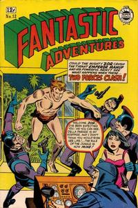 Cover for Fantastic Adventures (I. W. Publishing; Super Comics, 1963 series) #12