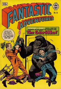 Cover Thumbnail for Fantastic Adventures (I. W. Publishing; Super Comics, 1963 series) #15