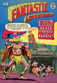 Cover for Fantastic Adventures (I. W. Publishing; Super Comics, 1963 series) #16