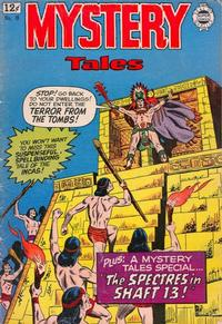 Cover Thumbnail for Mystery Tales (I. W. Publishing; Super Comics, 1964 series) #18