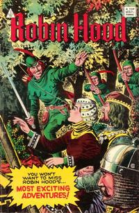 Cover Thumbnail for Robin Hood (I. W. Publishing; Super Comics, 1958 series) #9