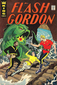 Cover Thumbnail for Flash Gordon (King Features, 1966 series) #6