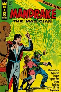Cover Thumbnail for Mandrake the Magician (King Features, 1966 series) #1