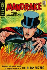 Cover Thumbnail for Mandrake the Magician (King Features, 1966 series) #4