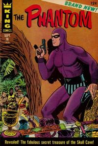 Cover for The Phantom (King Features, 1966 series) #18
