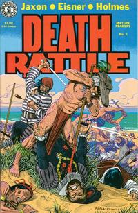 Cover Thumbnail for Death Rattle (Kitchen Sink Press, 1985 series) #2