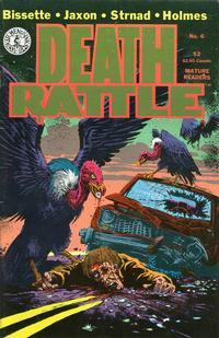 Cover for Death Rattle (1985 series) #6