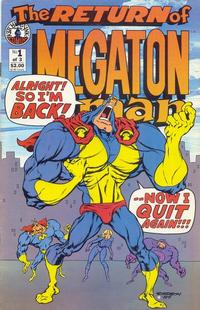 Cover Thumbnail for The Return of Megaton Man (Kitchen Sink Press, 1988 series) #1